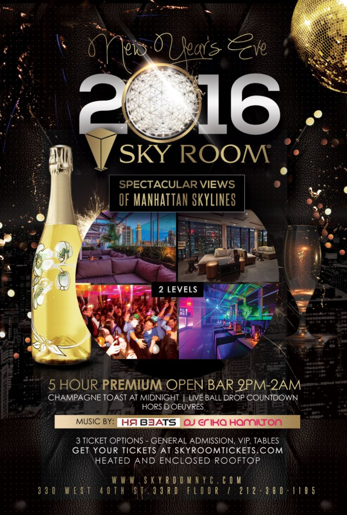 Lovely Sky Room Live Part - 6: New Yearu0027s Eve 2016 At Sky Room